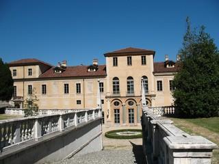 Villa della Regina (Torino) veduta dal parco