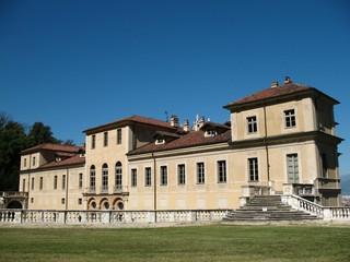 Villa della Regina (Torino) facciata interna