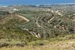 canvas print picture - Landschaft bei Rethymnon, Kreta