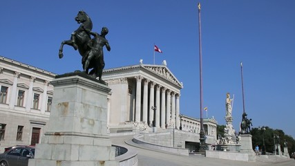Wien - 009 - Parlament