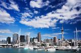 Fototapety Auckland, North Island, New Zealand skyline