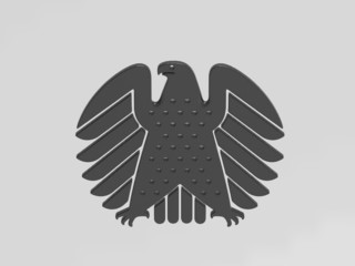 Bundesadler Carbon