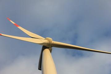 Windturbine - Wind Power Windrad