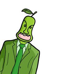 Pear man