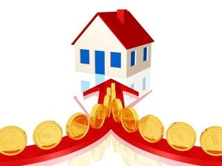 Geld ins Haus stecken, Eigenheim finanzieren oder renovieren