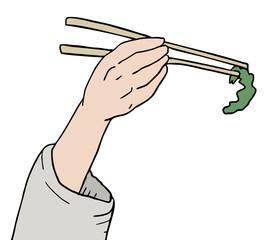 Stick eat