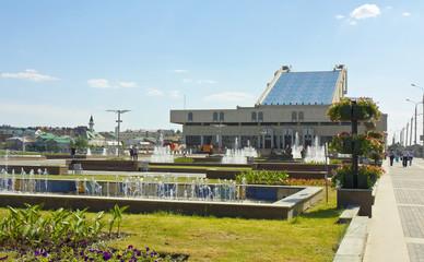 Kazan, Tatarian Academical theatre