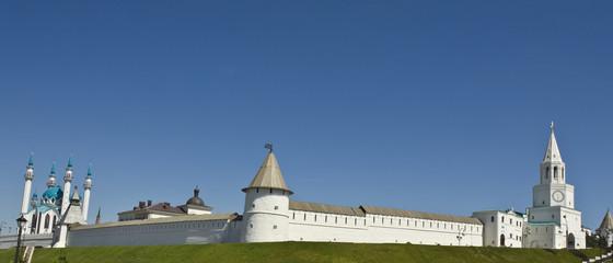 Kazan, Kremlin fortress