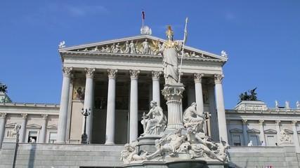 Wien - 011 - Parlament