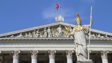 Wien - 012 - Parlament