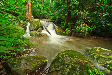 Kroedok Waterfall