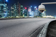 CCTV with prosperous cityscape background - 70126790