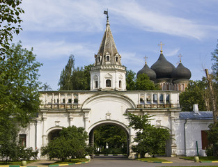 Moscow, mansion Izmaylovo