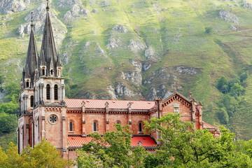 Monasterio Covadonga