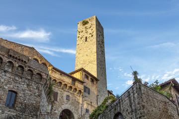 Village of San Gimignano