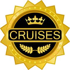 Cruises Gold Badge