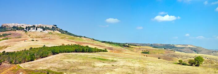 Basilicata (Italy), landscape