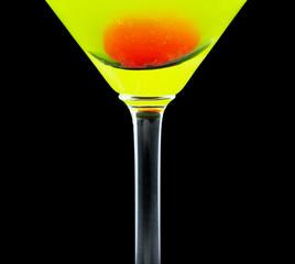 Japanese Slipper cocktail
