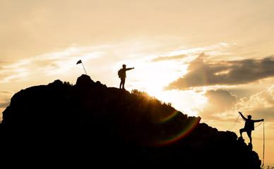 zirve başarısı&azimle tırmanış