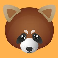 Red panda avatar