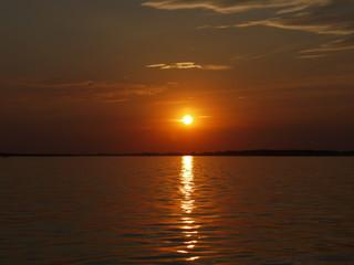 water sunset 01