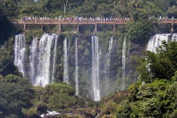 Iguazu Wasserfall