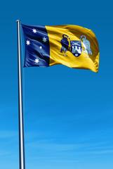 Flag of Australian state of Australian Capital Territory