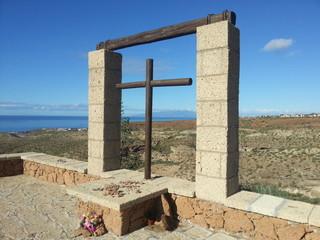 Camino de la Virgen. La Enramada. Tenerife