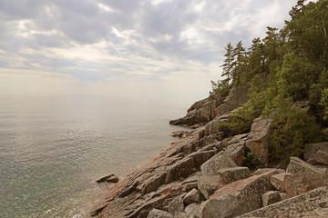 Lake Superior Coastal Vista