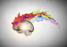 "Постер, картина, фотообои ""Creative thinking"""