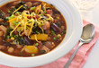 Healthy vegetable chili