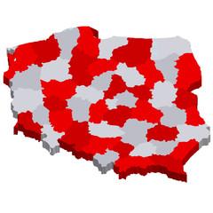 ポーランド 地図 国