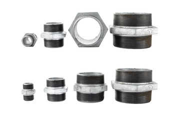 different size of  galvanized iron conector fitting for waterwor