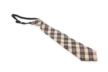 necktie isolated on white background