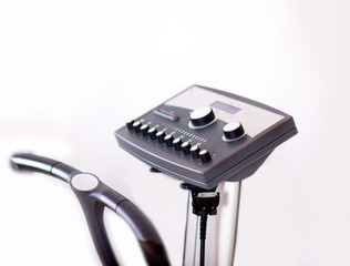 image of a new electric stimulation fitness tool