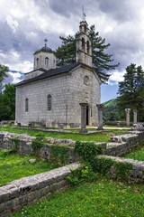 Cetinje, Montenegro (the ancient capital of Montenegro)
