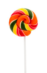 Colorful Sweet Lollipop For Children