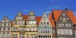 canvas print picture - Altstadt von BREMEN