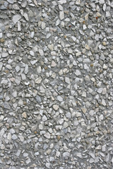 Concrete textured natural wall