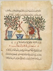 Islamic Science manuscript