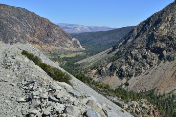 Yosemite National Park in September  2014