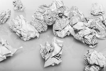 Altpapier © Matthias Buehner