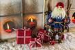 Weihnachten: Fest der Freude und der Geschenke mit Santa