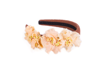 Beautiful handmade head band.