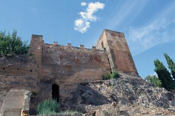 Castillo, Cáceres Antiguo, España