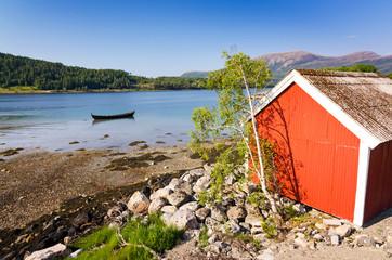 Norwegian landscape symbols