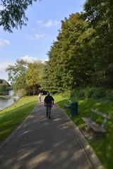 Promenade au bois de Woluwe