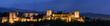 canvas print picture - Grenade - Le Alhambra