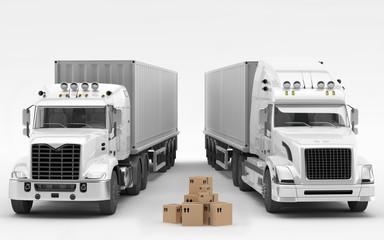 Transporte - Camiones Americanos