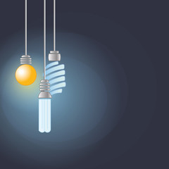 Idea in the dark